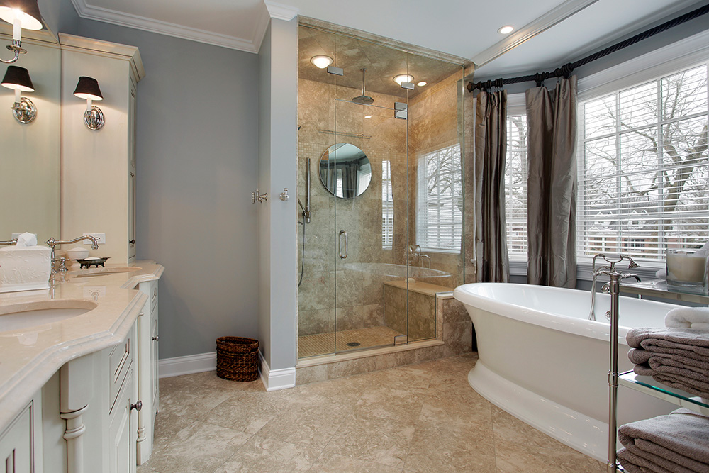 bathroom renovation projects