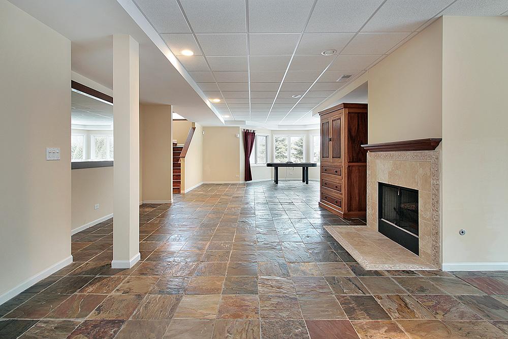 custom flooring renovation